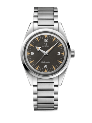 Omega Railmaster Chronometer 38mm 1957 Trilogy Limited Edition 220.10.38.20.01.002 Watch