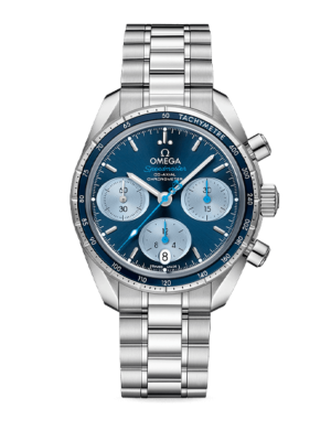 Montre Omega Speedmaster 38 Co-Axial Chronomètre Chronographe 38mm Orbis Edition 324.30.38.50.03.002