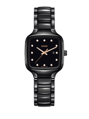 Rado True Square Diamonds R27080702 Horloge
