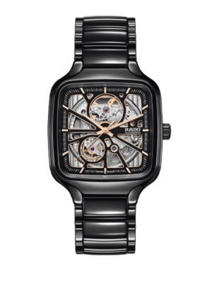 Montre Rado True Square Automatique Skeleton R27086162