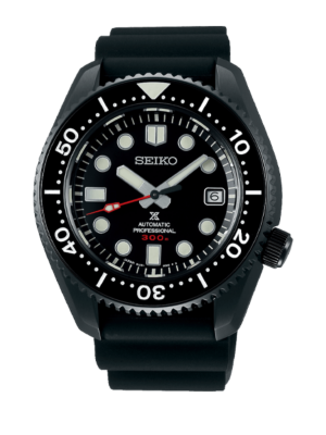 "Montre Seiko Prospex Automatique Professional 300m ""Black Series - Limited Edition"" SLA035J1"