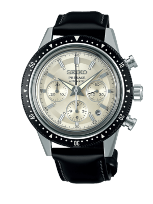 Montre Seiko Presage Automatic Chronographe Limited Edition SRQ031J1