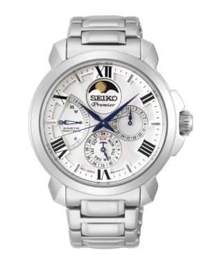 Seiko Premier Kinetic Direct Drive SRX015P1 Horloge