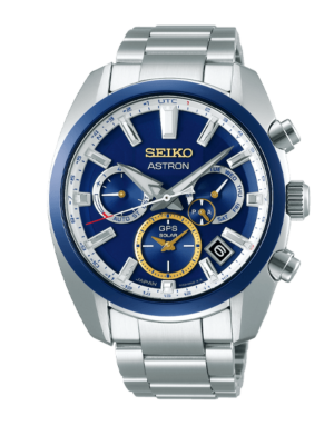 Seiko Astron Novak Djokovic 2020 Limited Edition SSH045J1 Watch