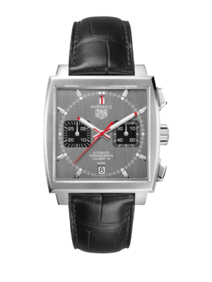TAG Heuer Monaco Calibre 12 Automatic Final Edition Limited Edition CAW211J.FC6476 Horloge
