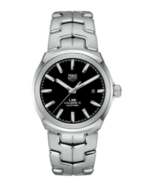 TAG Heuer Link Calibre 5 WBC2110.BA0603 Watch