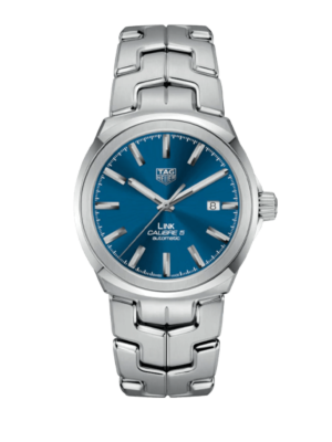 TAG Heuer Link Calibre 5 WBC2112.BA0603 Watch