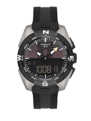 Tissot T-Touch Solar 'Tour de France' Edition T091.420.47.051.02 Horloge