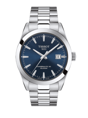 Tissot T-Classic Gentleman Powermatic Silicium T127.407.11.051.00 Watch