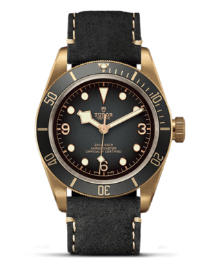 Montre Tudor Black Bay Bronze M79250BA-0001