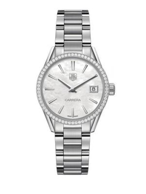 TAG Heuer Carrera Lady Diamond Quartz WAR1315.BA0778