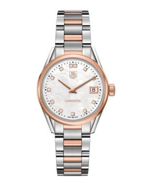 TAG Heuer Carrera Lady Diamond Quartz WAR1352.BD0779