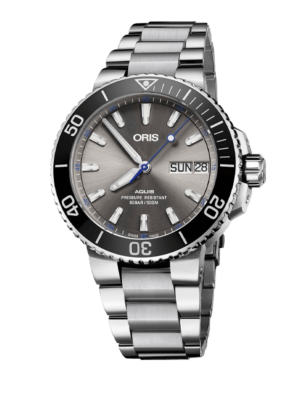 Oris Aquis Hammerhead Limited Edition 01 752 7733 4183-Set MB Watch