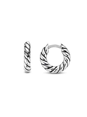 Ti Sento Earrings Ø 14mm 7210ST