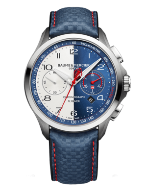 Baume et Mercier Clifton Shelby Cobra Limited Edition 10344 Horloge