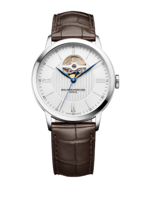 Montre Baume et Mercier Classima Automatique Open Heart 10274