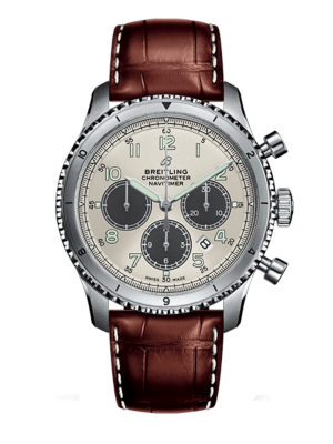 Breitling Aviator 8 B01 Chronograph 43 'Limited Edition' AB01171A1G1P1 Horloge