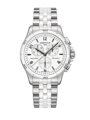 Certina DS First Lady Chronograaf Precidrive Quartz C030.217.11.017.00 Watch