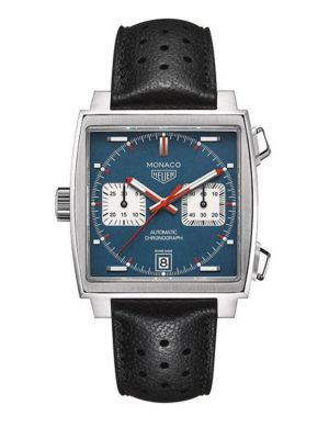 TAG Heuer Monaco Calibre 11 Chronograph CAW211P.FC6356 Watch