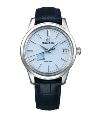Grand Seiko Elegance Collection Spring Drive Snowflake SBGA407 Watch