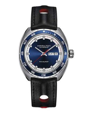 Hamilton American Classic Pan Europ Day Date Auto H35405741 Watch