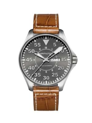 Hamilton Khaki Aviation Pilot Auto H64715885 Horloge