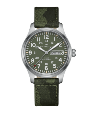 Hamilton Khaki Field Day Date Auto H70535061 Watch