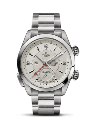 Tudor Heritage Advisor M79620T-0010 Watch