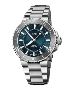 Oris Aquis Source of Life Limited Edition 01 733 7730 4125-Set MB Watch