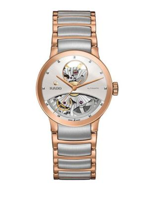 Montre Rado Centrix Open Heart Skeleton Automatic R30248012