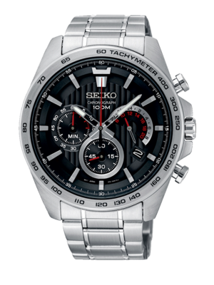 Seiko Chronograph Watch SSB299P1