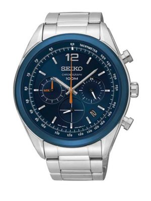 Seiko Chronograph Quartz SSB091P1 Watch