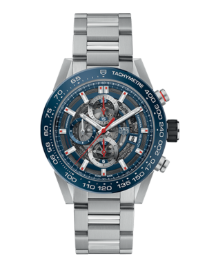 TAG Heuer Carrera Calibre Heuer 01 CAR201T.BA0766 Watch