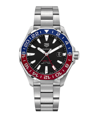 TAG Heuer Aquaracer Calibre 7 GMT WAY201F.BA0927 Watch