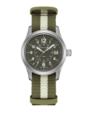 Hamilton Khaki Field Quartz H68201063 Watch