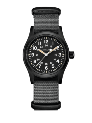 Hamilton Khaki Field Mechanical H69409930 Horloge