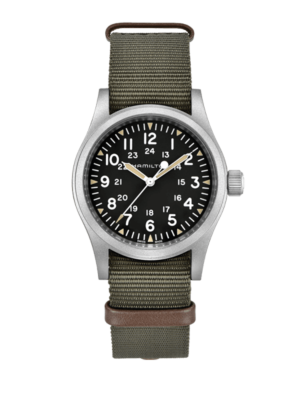 Hamilton Khaki Field Mechanical H69439931 Watch