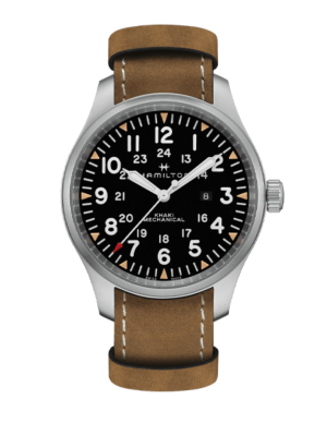 Hamilton Khaki Field Mechanical H69819530 Watch
