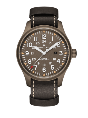 Hamilton Khaki Field Mechanical H69829560 Horloge