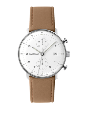 Montre Junghans Max Bill Chronoscope 027/4502.00