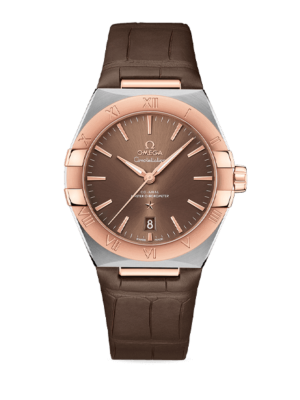 Omega Constellation Co-Axial Master Chronometer 131.23.39.20.13.001 Watch