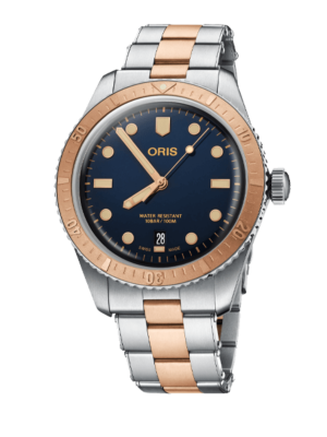 Montre Oris Divers Sixty-Five 01 733 7707 4355 - 07 8 20 17