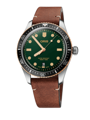 Oris Divers Sixty-Five 01 733 7720 4054 - 07 8 21 18 Horloge
