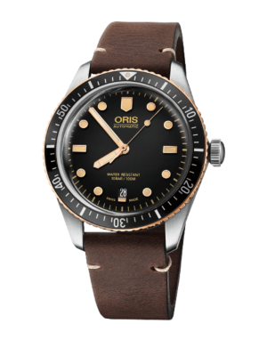 Montre Oris Divers Sixty-Five 01 733 7707 4354 - 07 5 20 55
