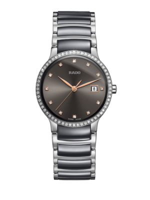 Rado Centrix Diamonds Quartz R30936732