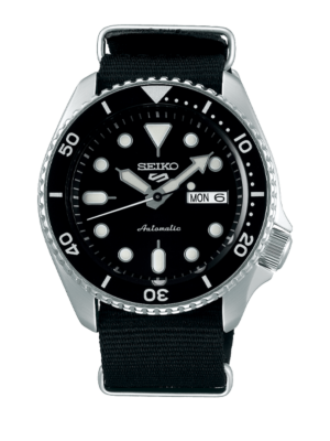 Montre Seiko 5 Sports Automatique SRPD55K3