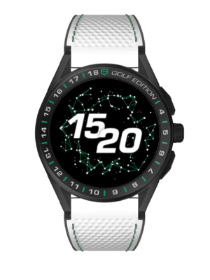 TAG Heuer Connected GOLF EDITION SBG8A82.EB0206