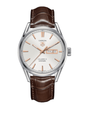 Montre TAG Heuer Carrera Calibre 5 WAR201D.FC6291