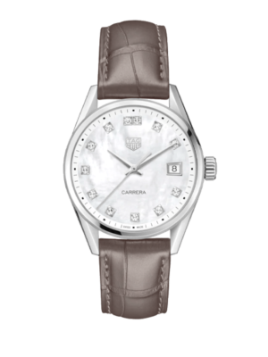 Montre TAG Heuer Carrera Lady Calibre 5 WBK1318.FC8258
