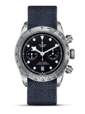 Tudor Black Bay Chrono M79350-0003 Horloge